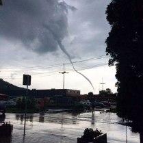 Сербия: торнадо в Ягодине