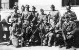 Бойцы Красной Армии и югославские партизаны