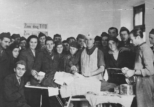 Спецназ нацистской Германии против партизан Югославии