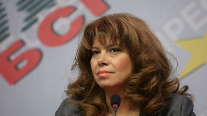 Илияна Йотова призвала отменить санкции против России