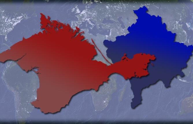 Американское Косово и российский Крым как две большие разницы