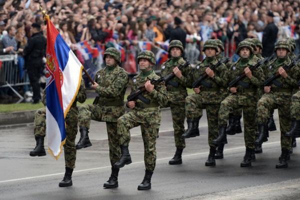 Сербия ближе к Западу или Востоку в военном сотрудничестве?