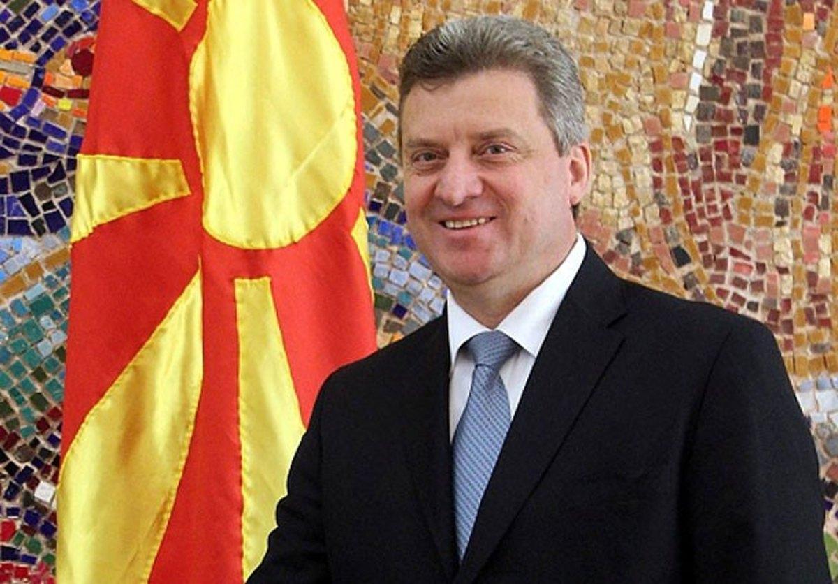 Джордже Иванов отказался делать албанский вторым государственным языком в Македонии