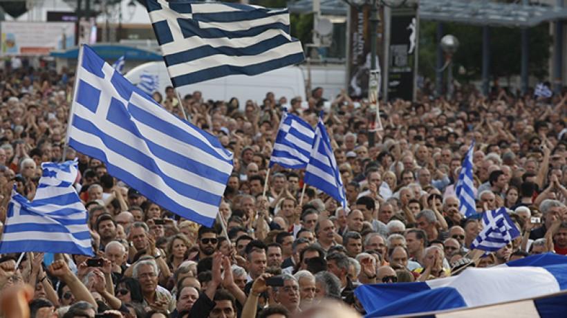 """Митинг в Салониках: """"Македония-это Греция!!!"""""""