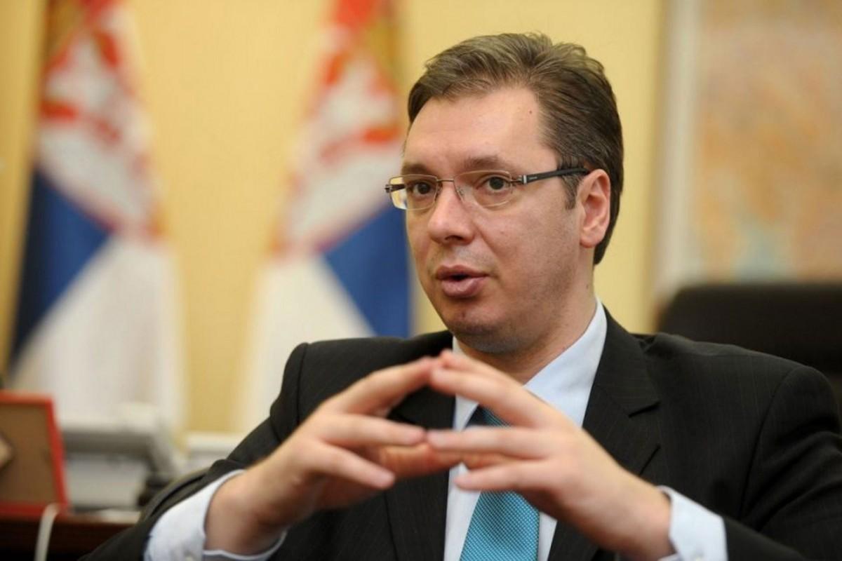 Вучич: Несмотря на давление Сербия не допустит ухудшения отношений с Россией