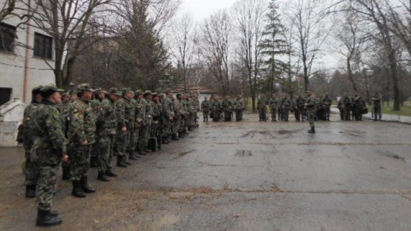 Болгаро-американские учения начались в Болгарии