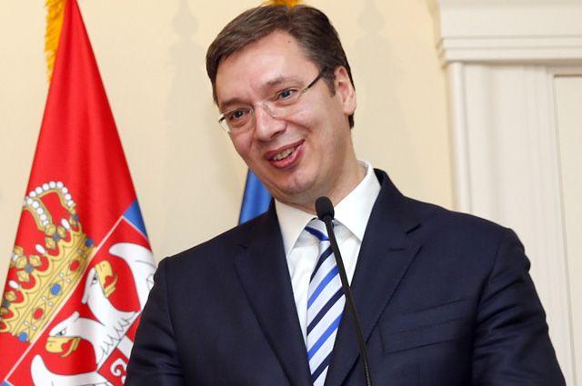 Александр Вучич: Сербия не будет вступать в НАТО