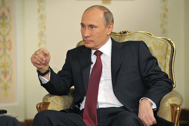 Wladimir Putin 290715