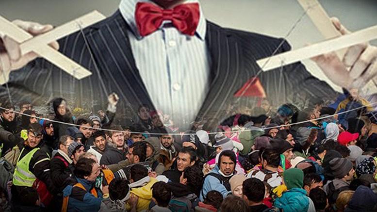 Wer profitiert von den Flüchtlingsströmen wirklich?