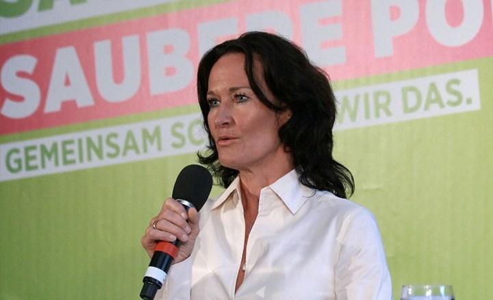 Eva Glawischnig
