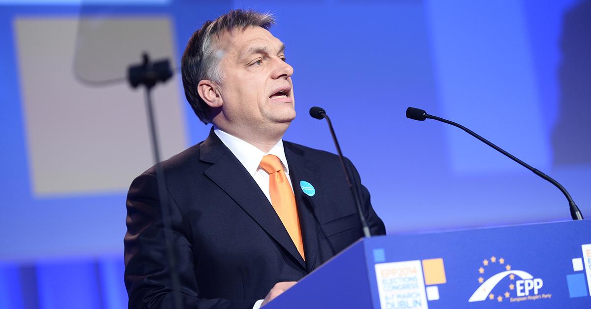 Orban unterstützt Polen bei Justizreform