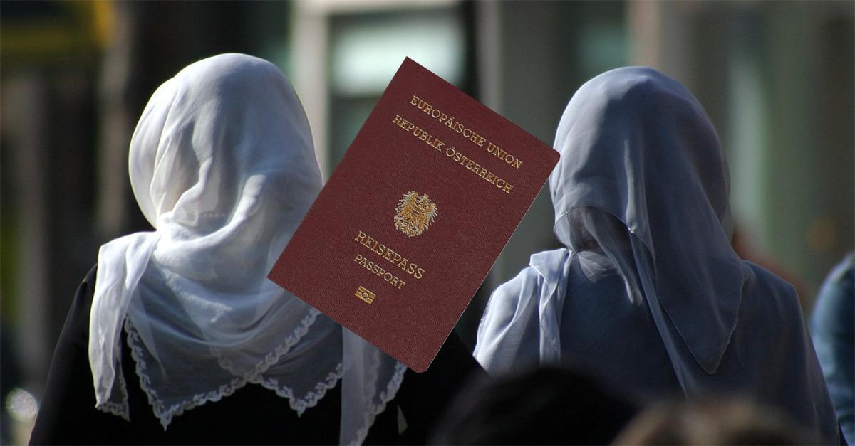 Bosnier vor Türken: Plus zehn Prozent bei Einbürgerungen