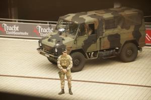 Militär am Brenner