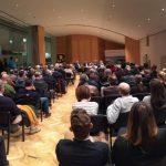 """Großes Interesse an der von der FPÖ veranstalteten Podiumsdiskussion zum Thema """"Meinungsfreiheit und Versammlungsfreiheit in Gefahr"""""""