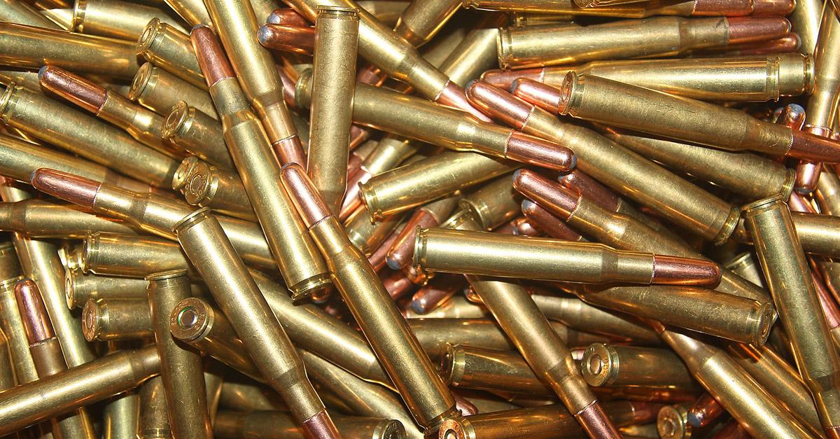 Berliner Polizei fand 200 Schuss Munition in Charlottenburg