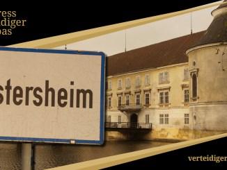 Wasserschloss Aistersheim Kongress Verteidiger Europas