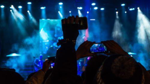 Shaka Ponk en concert