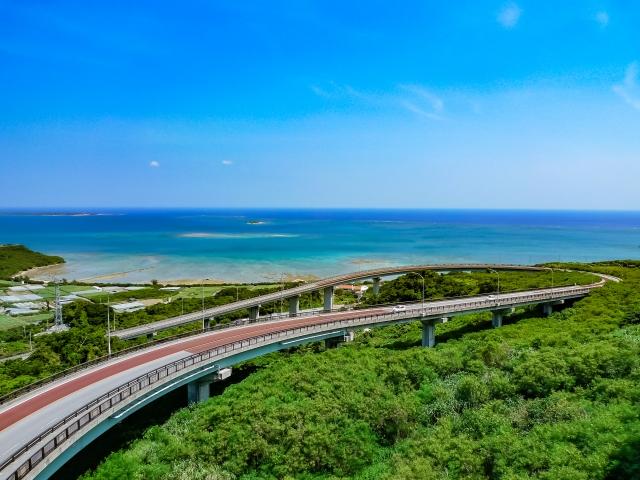 沖縄 - ニライカナイ橋