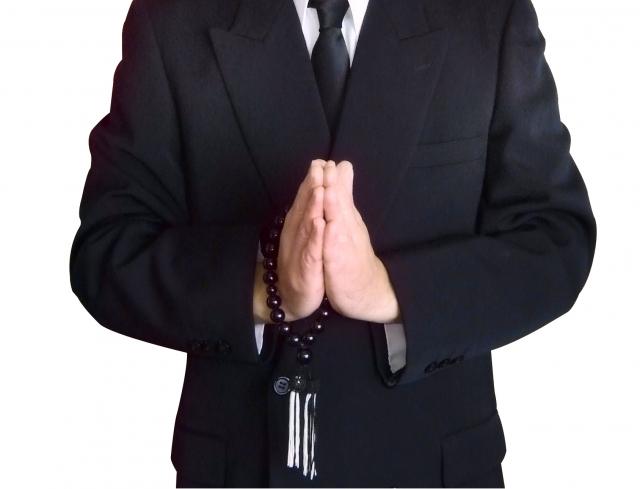 黙祷の正しいやり方は?