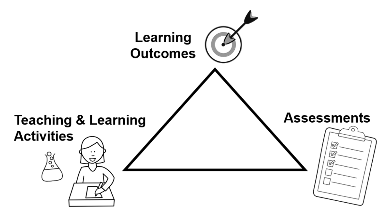 Instructionally aligned lessons are central to effective