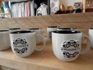 Kaffeetassen mit zeeuwse knoop