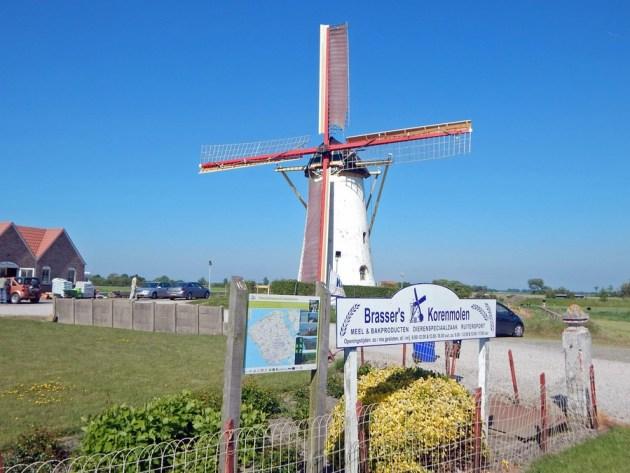 Mühle in Biggekerke