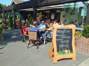 In vielen Lokalen auf Walcheren stehen Delikatessen aus Zeeland ganz oben auf der Speisekarte