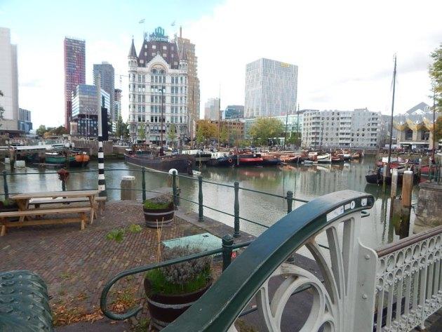 Guter Ausgangspunkt für den Ausflug nach Rotterdam: Alter Hafen Rotterdam
