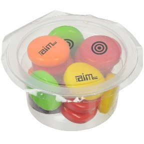 Personalized Treat Cup - Chewy Sprees - Promotional Product 438589 from 4imprint