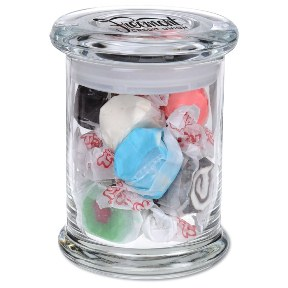 Snack Attack Jar - Saltwater Taffy - Promotional Product 409022 from 4imprint