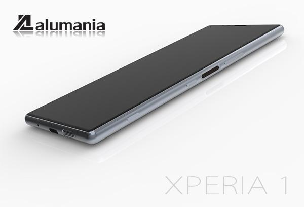Xperia1の本体取込