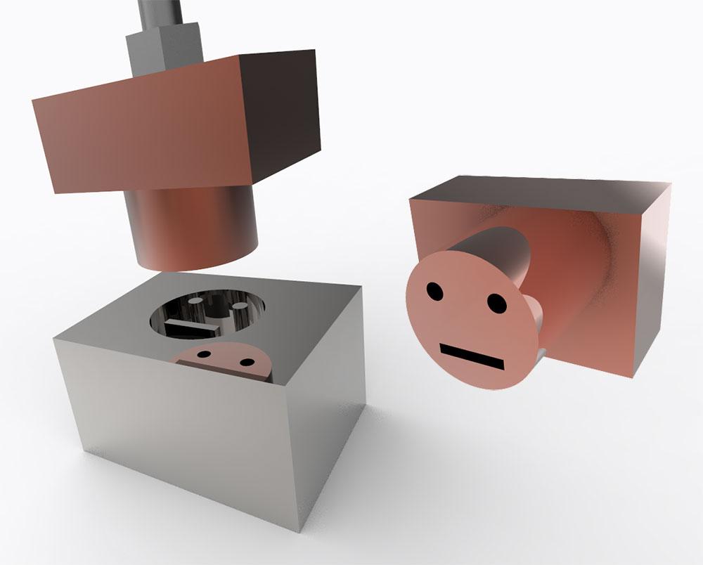 放電加工の電極