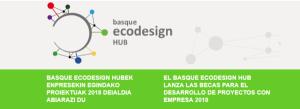 Becas del Basque Ecodesign Hub