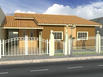 casas simples fachadas pequenas casa bonitas modelos modernas fachada frentes modelo dicas bonita varanda projetos lindas techos uma incriveis mais