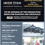 Iron Fish Benefit