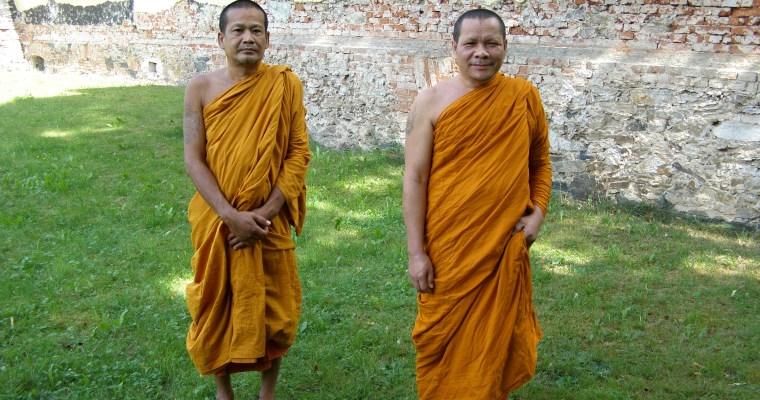 """Náboženská společnost """"Théravádový buddhismus"""" registrována"""