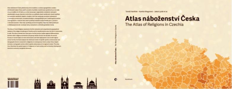 """Vyšel """"Atlas náboženství Česka"""""""