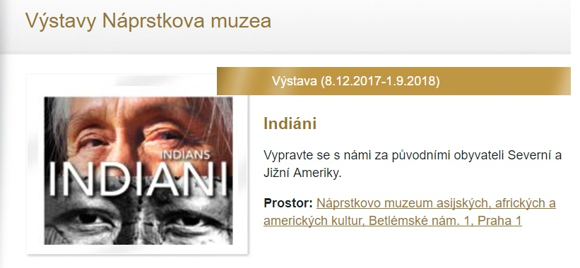 Indiani V Praze Nabozensky Infoservis