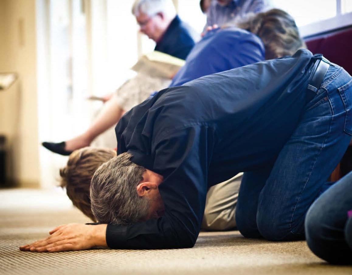 Modlitba na Václavském náměstí: Evangelikálové vČesku mají týden modliteb