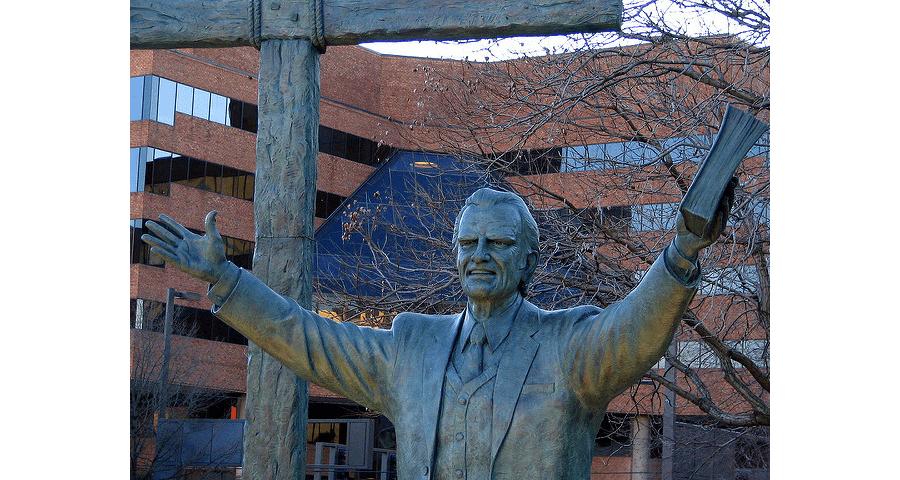 Billy Graham aamerické občanské náboženství