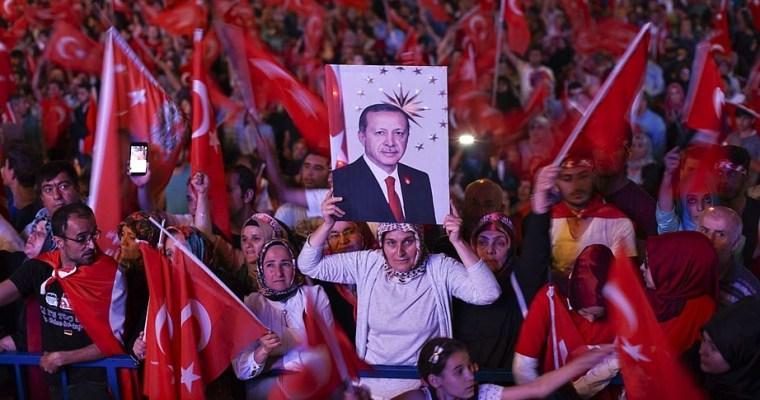 Vysoké počty pronásledovaných stoupenců Gülenova hnutí Hizmet vTurecku