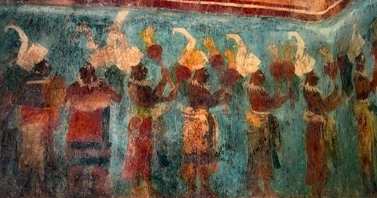 Přednáška oženách vnáboženství Mayů