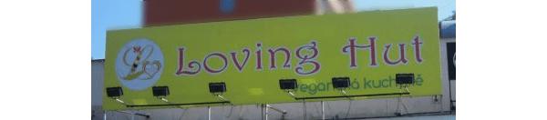 """""""Staňte se vegany! Vytvářejte mír!"""" Restaurace Loving Hut již deset let prezentují duchovní učitelku Ching Hai"""