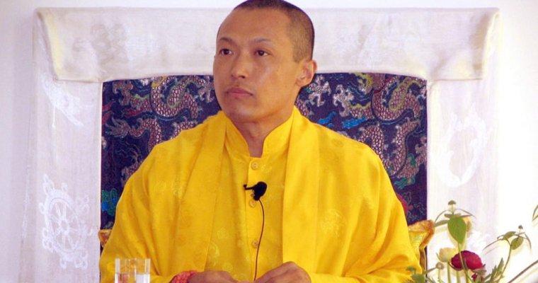 #MeToo aŠambala: sakyong Mipham rinpočhe odstoupil zvedení organizace