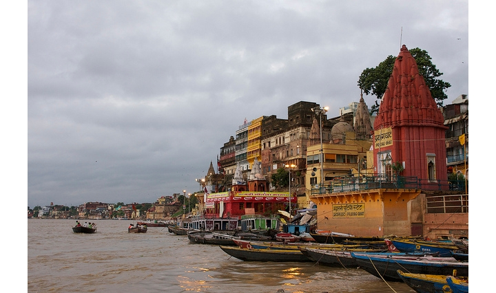 """Hindustičtí duchovní proti """"znesvěcování"""" řeky Gangy"""