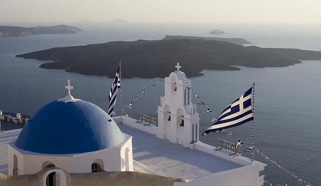 Spor ovýuku náboženství na řeckých školách pokračuje