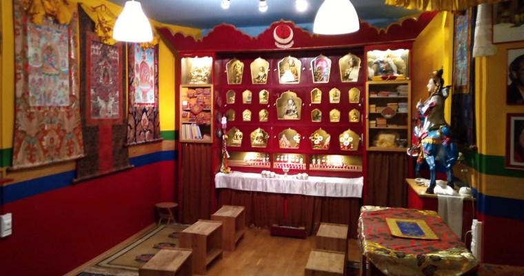 """""""Střechová"""" buddhistická organizace vRakousku funguje už 35 let"""