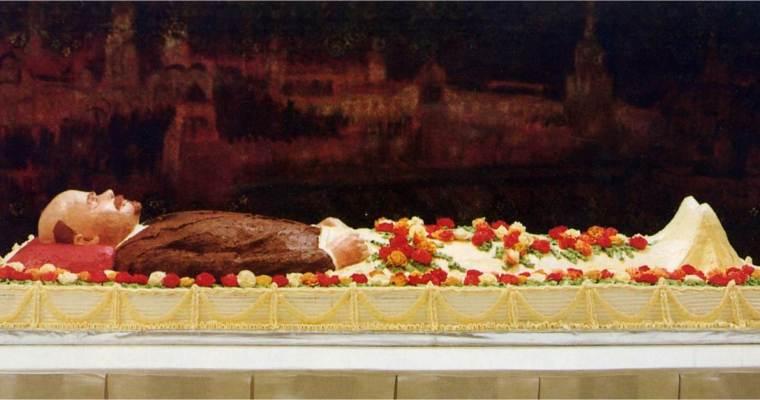 Vladimir Iljič Lenin jako opium lidstva?