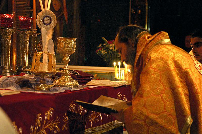 Pravoslavná liturgie vurdštině