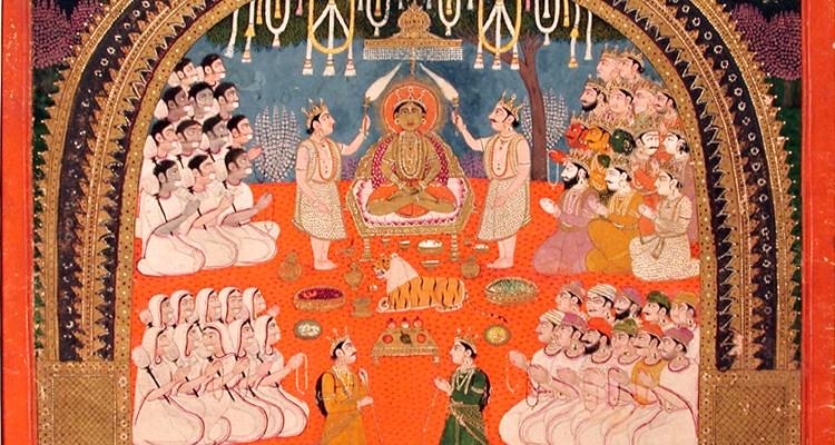 Kalendář: Mahávír džajantí, narozeniny Pána Mahávíry